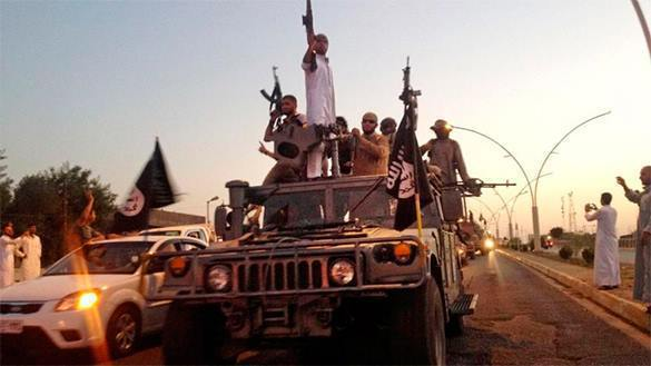 ISIS: What's really terrifying about this threat. ISIS as global threat