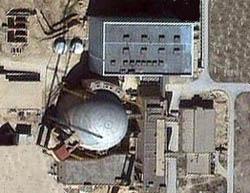 Iran's nuclear reactor in Bushehr
