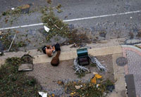 Tornado attacks New Orleans injuring three