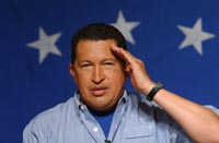 Hugo Chavez to nationalize electrical and telecommunication companies