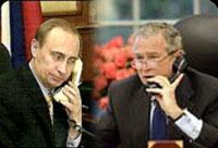 Putin to meet Bush on July 1-2 in Kennebunkport