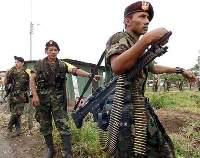 Colombia arrest leading rebel commander
