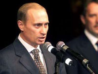 Putin not to take seat in Parliament
