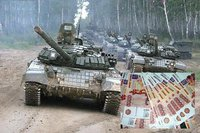 Russia Needs 36 Trillion Rubles To Rebuild Armed Forces