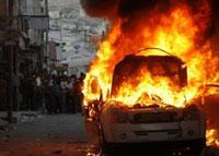 Twin Suicide Blasts Kill Dozens in Pakistani City