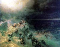 Russian scientists to establish origin of Great Flood