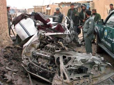Afghanistan: Car Bomb Killed 6 Italians