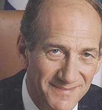 Ehud Olmert declares major West Bank settlement will be annexed to Israel in the future