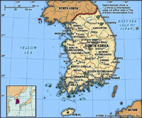 South Korea announces plan to manage resources
