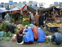 UN to end Afghan food convoy attacks