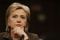 Hillary Clinton to bring four years of war as Secretary of State