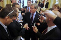 All Sides Unhappy with Baucus's Bill