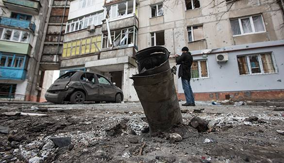 Ukrainian people will wake up soon to see bloody chaos around them. War in Ukraine