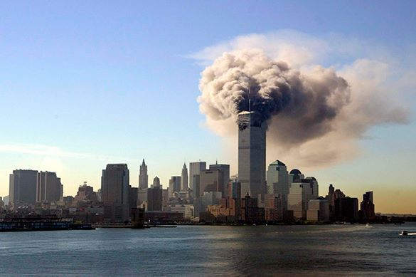 Americans to hold aliens accountable for 9/11 attacks. 57673.jpeg