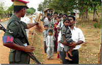 Sri Lankan civil war:seven rebels killed