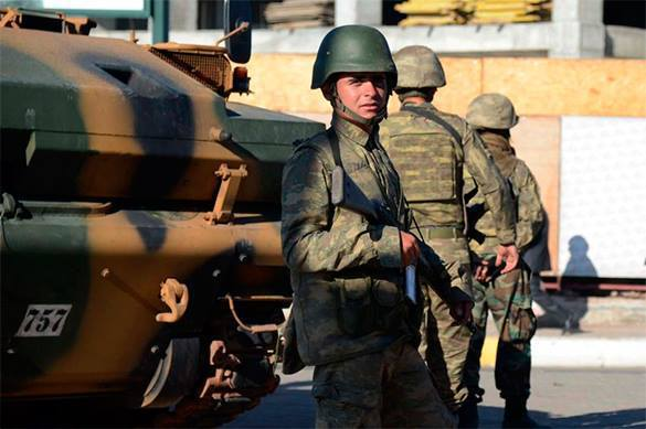 Turkey continues military expansion to Middle East. Qatar