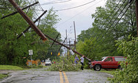 Tornadoes continue to ravage American states, at least 29 killed. 52675.jpeg