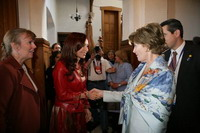 Argentina's president opposes American charges of dishonest politics