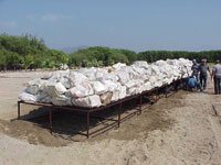 2.6 tons of cocaine recovered on Liberian ship