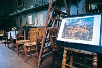 U.S. lawyer charged in case of stolen art, including Cezanne
