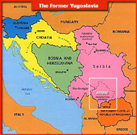 Serbia-Montenegro will not accept independent Kosovo