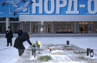 Moscow music theatre victims still battle with city authorities for money