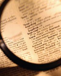Top 10 weirdest English words