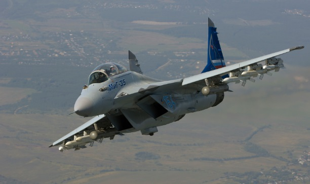 Russia's new MiG-35 fighter jet to use laser weapons. 59681.jpeg