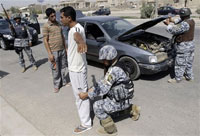 Barack Obama travels to former hotbed of Sunni insurgency in Iraq