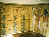 It's Hight Time to Clean and Restore Tomb of Tut