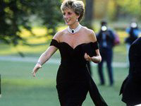 Princess Diana's Dress Sold for 192,000 Euros