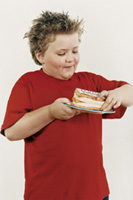 More U.S. children and men getting fat