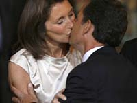 French President marries ex-model