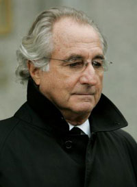 Madoff Sent to Federal Prison in North Carolina
