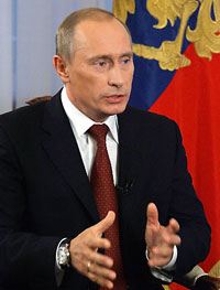 Vladimir Putin Urges US to Share Missile Defense Data