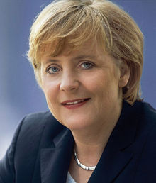 Germany's Merkel defends reform plans at union congres