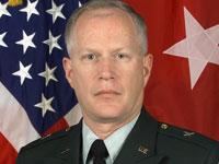 Brigadier general  Jeffrey Dorko wounded