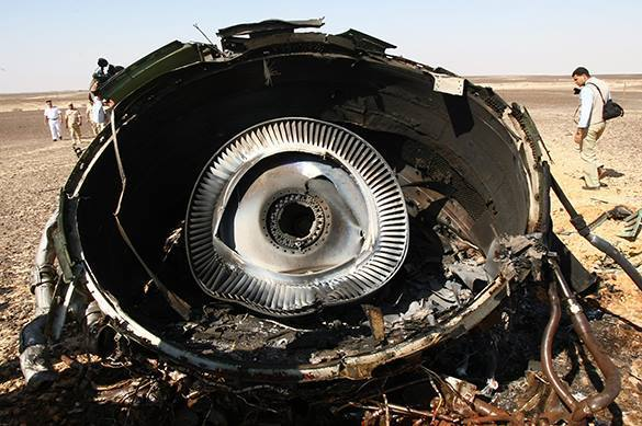 Airbus A321 flight recorders exclude version of external impact. Airbus A321 crash