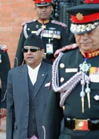 Nepal's prime minister, Cabinet, staff get hepatitis at key juncture of peace process