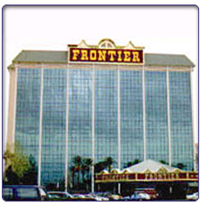 New Frontier casino-hotel imploded in Las Vegas
