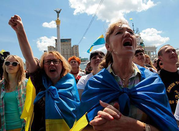 Hello Ukrainians, Welcome to the Empire!. Ukrainians in Western Empire