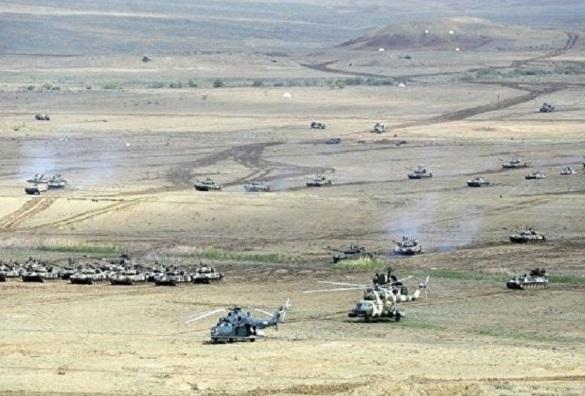 War erupts in Nagorno-Karabakh. Sides report civilian and military losses. 57688.jpeg