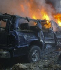 Explosion in Lebanon near the border with Israel, 5 peacekeepers injured
