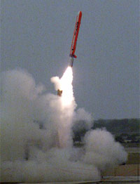 Pakistan fires missile capable of carrying nuclear warhead