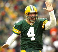 Brett Favre discourses on his return to Green Bay