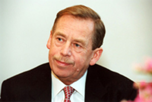 Political memoirs by  former Czech President Vaclav Havel  published in Czech Republic