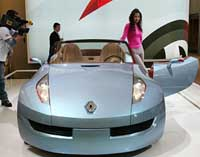 Shanghai Auto Show to highlight fuel-efficient cars