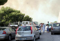 Hot sun continues to scorch Southern Europe, killing dozens