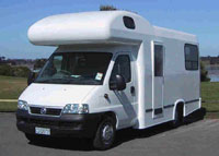 Motor homes come to Russia