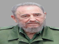 Fidel Castro on The 11th president of the United States